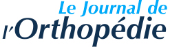 Logo du Journal de l'Orthopédie